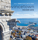 2016 provincetown INSIDER cover - click to read full issue